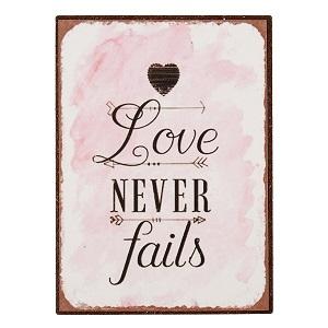 Magneet, ♥ love never fails