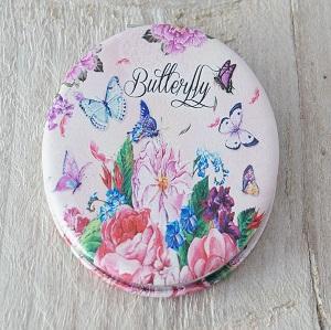 (tas) Spiegeltje Butterfly