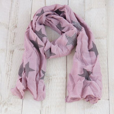 Sjaal, met sterren