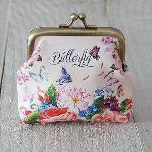 Portemonnee Butterfly