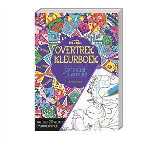 Overtrek kleurboek