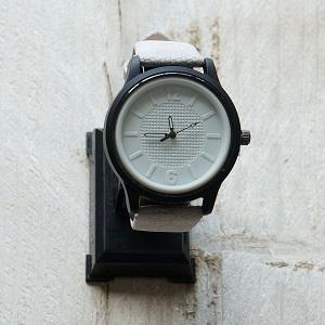 Horloge (licht)grijs