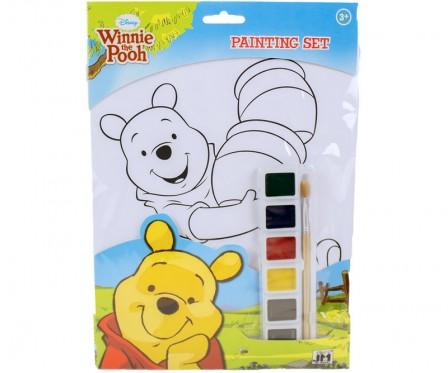 Verfset, Winnie the Pooh 12 delig