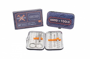 Stoere nagelset voor hem | Hardware Store Hand Tools Grooming Kit
