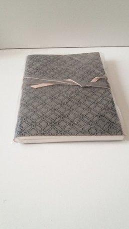 Notebook met een luxe leren kaft