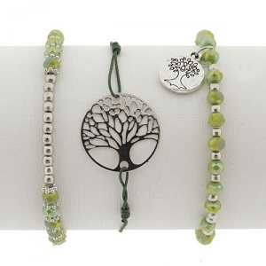 Armbandjes met Levensboom