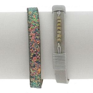 Armband, setje van 2