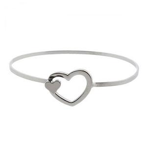 Zilverkleurig armband