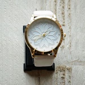 Horloge bloem