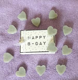 Zeepjes, Happy B-day