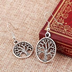 Oorbellen, Tree of Life
