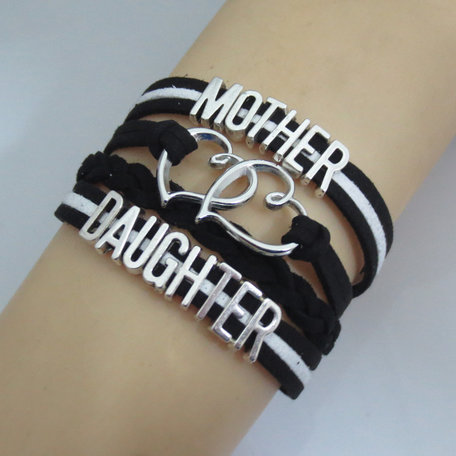 Armband, mother ♥♥ daughter
