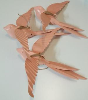 Decoratie, vogel