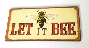 Magneet, Let it bee