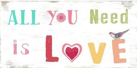 Magneet All you Need is Love