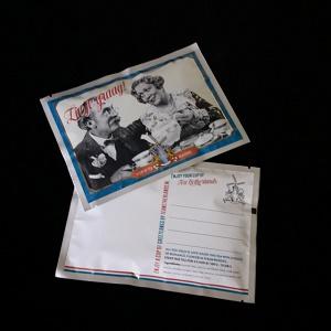 Postkaart met losse thee (Zie je graag!)