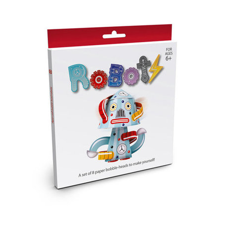 Robotjes maken