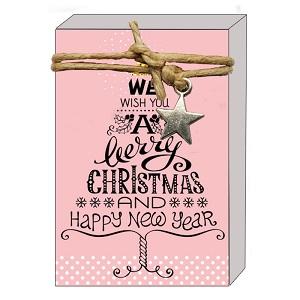 Christmas and Happy New Year (zeepjes)