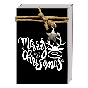 Merry Christmas (zeepjes)