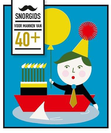 Snorgids voor mannen van 40+