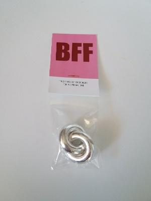 Chocolade ringen, BFF