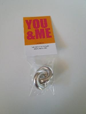 Chocolade ringen, YOU&ME