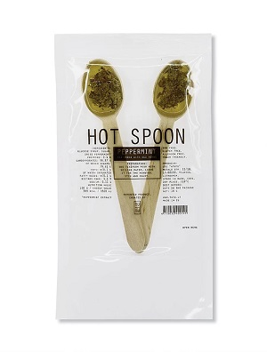 Hot Spoon, pepermunt