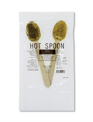 Hot Spoon, mix