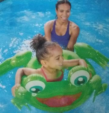 Zwemband kikker