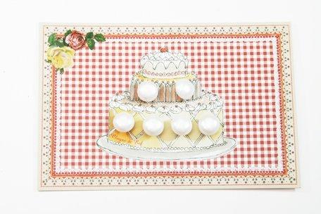 Knoopjeskaart (taart)