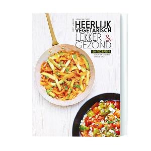 Heerlijk vegetarisch, lekker & gezond