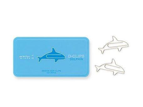 Paperclips Dolfijn