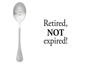 Lepel, Retired NOT expired!
