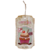 Cupcake houten bordje