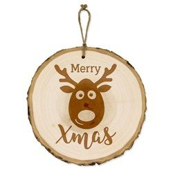 Boomschijf, merry christmas
