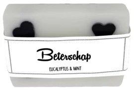 Luxe zeep eucalyptus&mint, beterschap