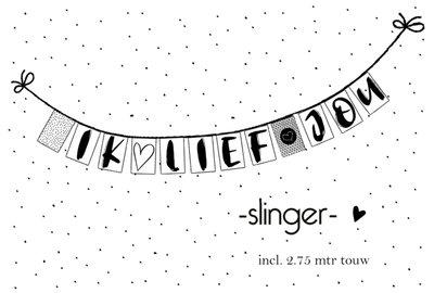Slinger, ik lief jou♥
