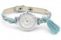 Horloge/armband met kwastje
