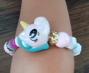 Kinderarmband unicorn