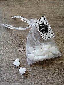 Mini zeepjes cotton