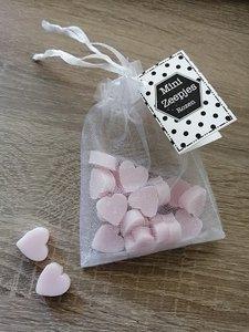Mini zeepjes rozen