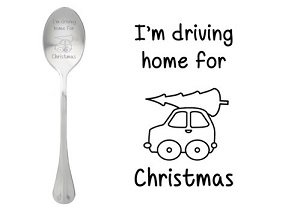 Lepel, i'm driving home for christmas
