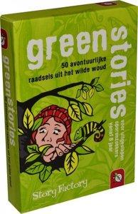 Green stories, raadsels uit het wilde woud