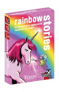 Rainbow stories, raadsels vol magie