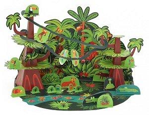 Tropical Forest, knutselen