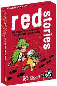 Red stories, spel voor speurneuzen