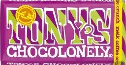 Tony's chocola coffee crunch