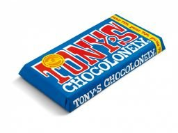 Tony's Chocololonely chocola, puur
