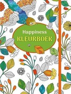 Happiness kleurboek met citaten
