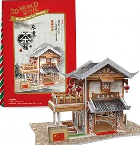 3d Chinees Theehuis